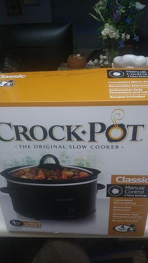 Crock pot for Sale in West Warwick, RI