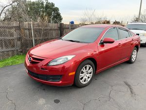2011 Mazda 6 super clean gas saver 4 cylinder cheap!! for Sale in Fontana, CA