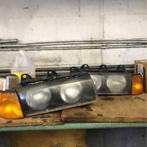 E36 325i 318ti 318i 328i Sedan, Compact, Bmw Headlights for Sale in Renton, WA