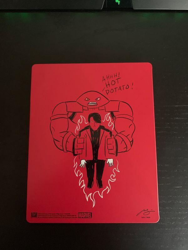 Deadpool 2 Blu Ray Best Buy Steelbook