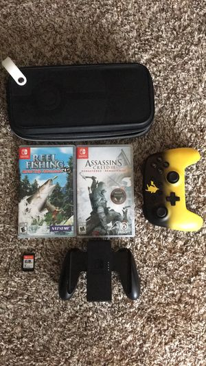 Switch lot all for $180 will separate for Sale in Sioux Falls, SD