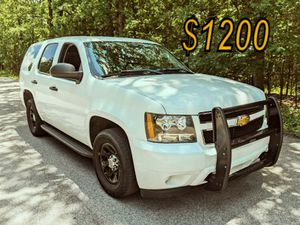 2012 Chevrolet Tahoe LS $1200- Loaded- Excellent condition! for Sale in Billings, MT