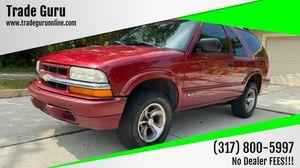 2002 Chevrolet Blazer for Sale in Venice, FL