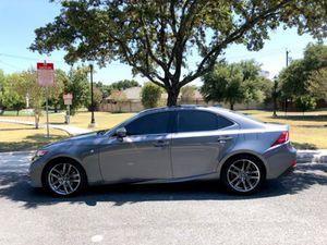 2014 Lexus IS 250 for Sale in San Antonio, TX