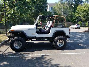 95 Jeep Wrangler for Sale in Alexandria, VA