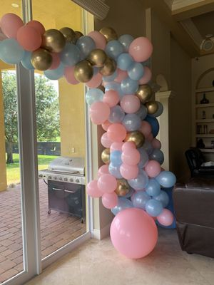 Balloon garland for Sale in Plantation, FL