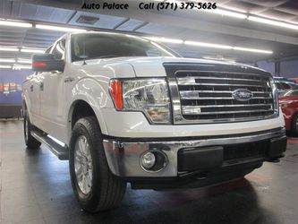 2014 Ford F-150 4x4 Lariat 4dr SuperCrew Styleside for Sale in Manassas,  VA