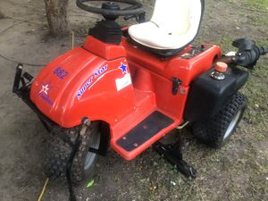 Super star groomer is tractor for Sale in Houston, TX