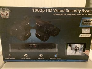 Night Owl 1080p Security System. for Sale in West Jordan, UT