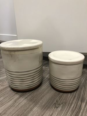 Hearth & Hand Storage Containers for Sale in Whittier, CA