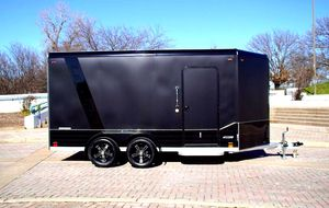 Price$1000 CARGO Trailer Carrying Capacity 7000 for Sale in Phoenix, AZ