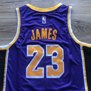 BRAND NEW! 🔥 LeBron James #23 Los Angeles Lakers Jersey + SIZE LARGE + SHIPS OUT NOW! 📦💨 for Sale in Los Angeles, CA