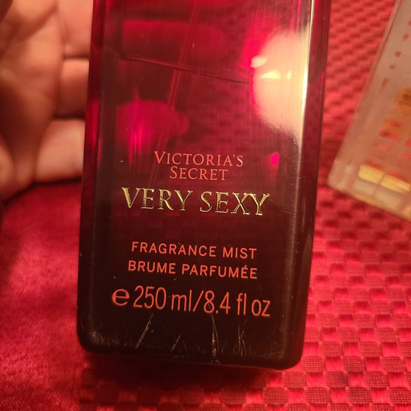 Perfume: Very Sexy and Burberry Limited