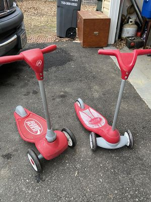 Two baby/kid scooters for Sale in Fairfax, VA