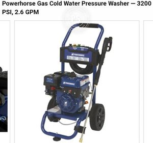 Powerhouse Pressure Washer for Sale in Maplewood, NJ