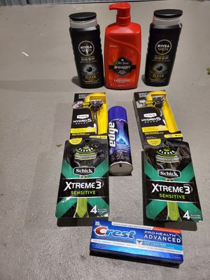 Men's Personal Care Bundle for Sale in Pawtucket, RI