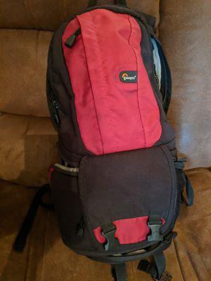 Lowepro backpack camera bag for Sale in Palm Bay, FL