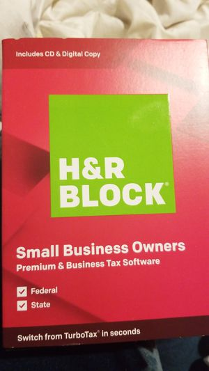 H&R BLOCK for Sale in Tracy, CA