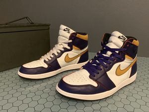 Nike Air Jordan 1 La To Chicago for Sale in Miami, FL