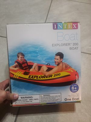 Inflatable Raft for Sale in Los Angeles, CA