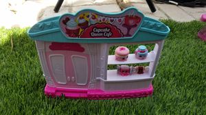 Shopkins cupcake Queen cafe for Sale in North Las Vegas, NV
