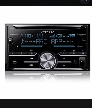Pioneer FH-X830BHS *CD*MIXTRAX*BLUETOOTH*HD RADIO & SIRIUS XM* for Sale in Carson, CA