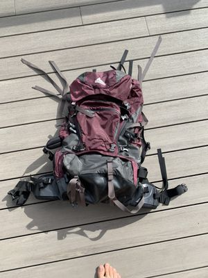 Gregory hiking backpack for Sale in Seattle, WA