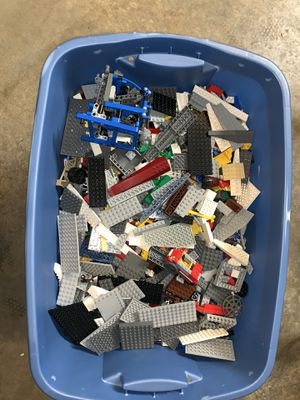 71 Pounds of mixed LEGO Pieces from Star Wars, Harry Potter, and much more! for Sale in Lake Tapps, WA