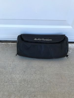 Sportster front fork bag for Sale in Payson, AZ