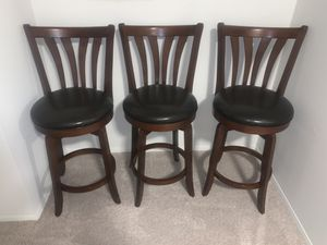 3 Bar Stools for Sale in Rochester, MI
