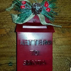 Letters To Santa, Metal for Sale in Delta, CO