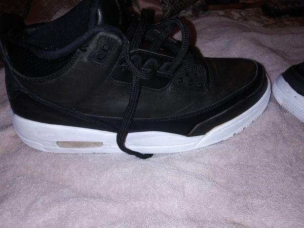 Retro Oreo 3. Jordans