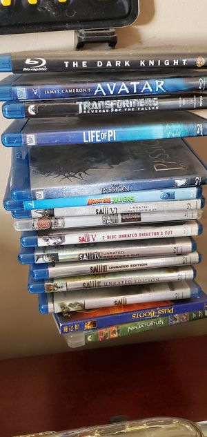 Blue Ray Movies for Sale in Fontana, CA