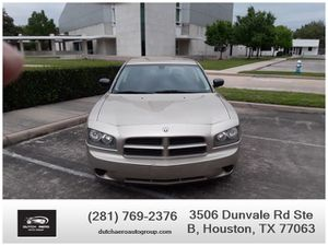 2009 Dodge Charger for Sale in Houston, TX