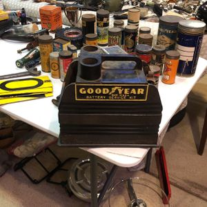 Antique Battery Service Container for Sale in Chandler, AZ