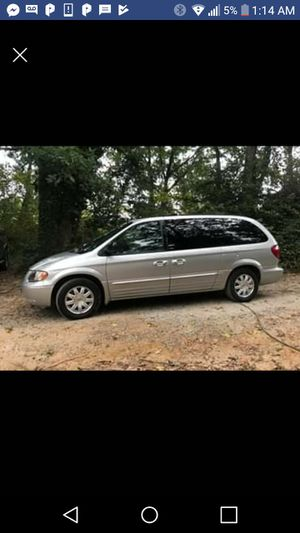 Town & country minivan for Sale in Atlanta, GA