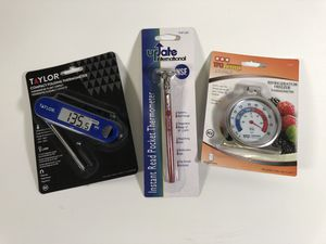 Thermometer Kit, Digital Probe, Analog Probe, Refrigerator Freezer for Sale in St. Petersburg, FL