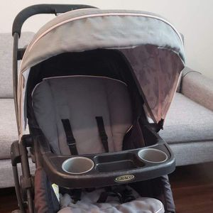 Graco Car Seat and Stroller. for Sale in San Diego, CA