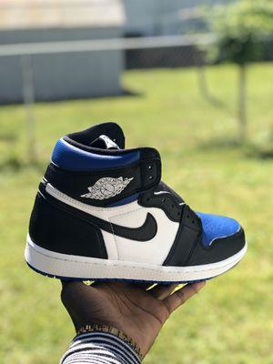 Nike Air Jordan 1 Royal Toe for Sale in Norfolk, VA