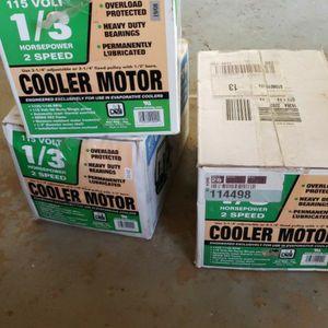 Cooler Motors New for Sale in Phoenix, AZ