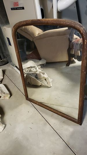 Antique mirror 24 by 30 for Sale in Columbus, OH