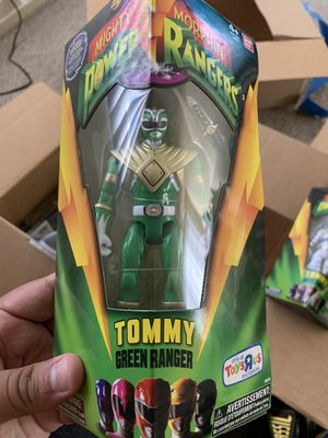 Mighty Morphin Power Rangers Tommy for Sale in Los Angeles, CA