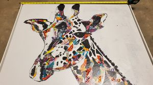 Giraffe Painting for Sale in Snoqualmie, WA