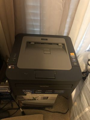 Brother HL 2240 Monochrome Laser Printer with extra toner cartridges. for Sale in Clarksville, TN