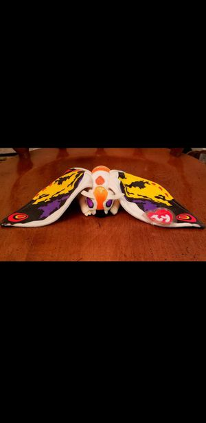 Ty Classic Beanie Babies Mothra from Godzilla MINT for Sale in Radcliff, KY