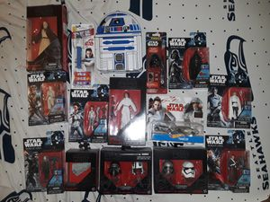 Star wars collection for Sale in Puyallup, WA
