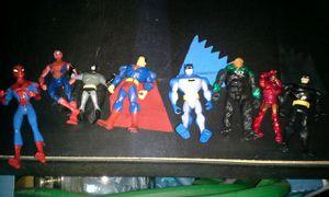 Superhero figures for Sale in Winchester, VA