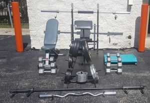 Weight Lifting Equipment for Sale in Plainfield, IL