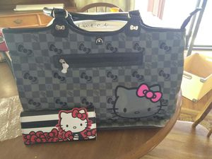 Hello kitty purse and wallet for Sale in Rio Rancho, NM