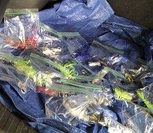 258 pieces of fishing gear for Sale in Bloomsburg, PA